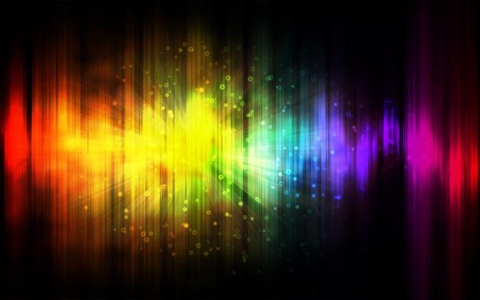 A Spectrum vs. Monochromatic