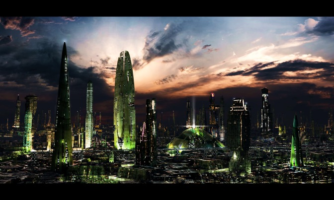 The City of Tomorrow (Excerpt): Update