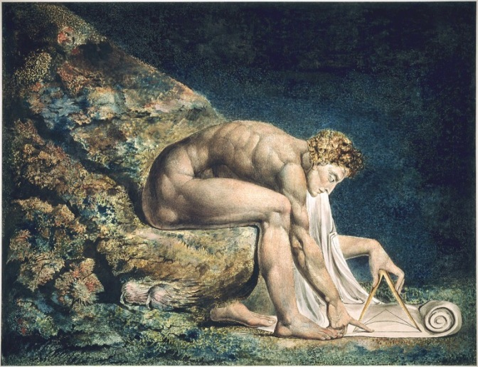 "William Blake: "" There is no Natural Religion"" paraphrase"